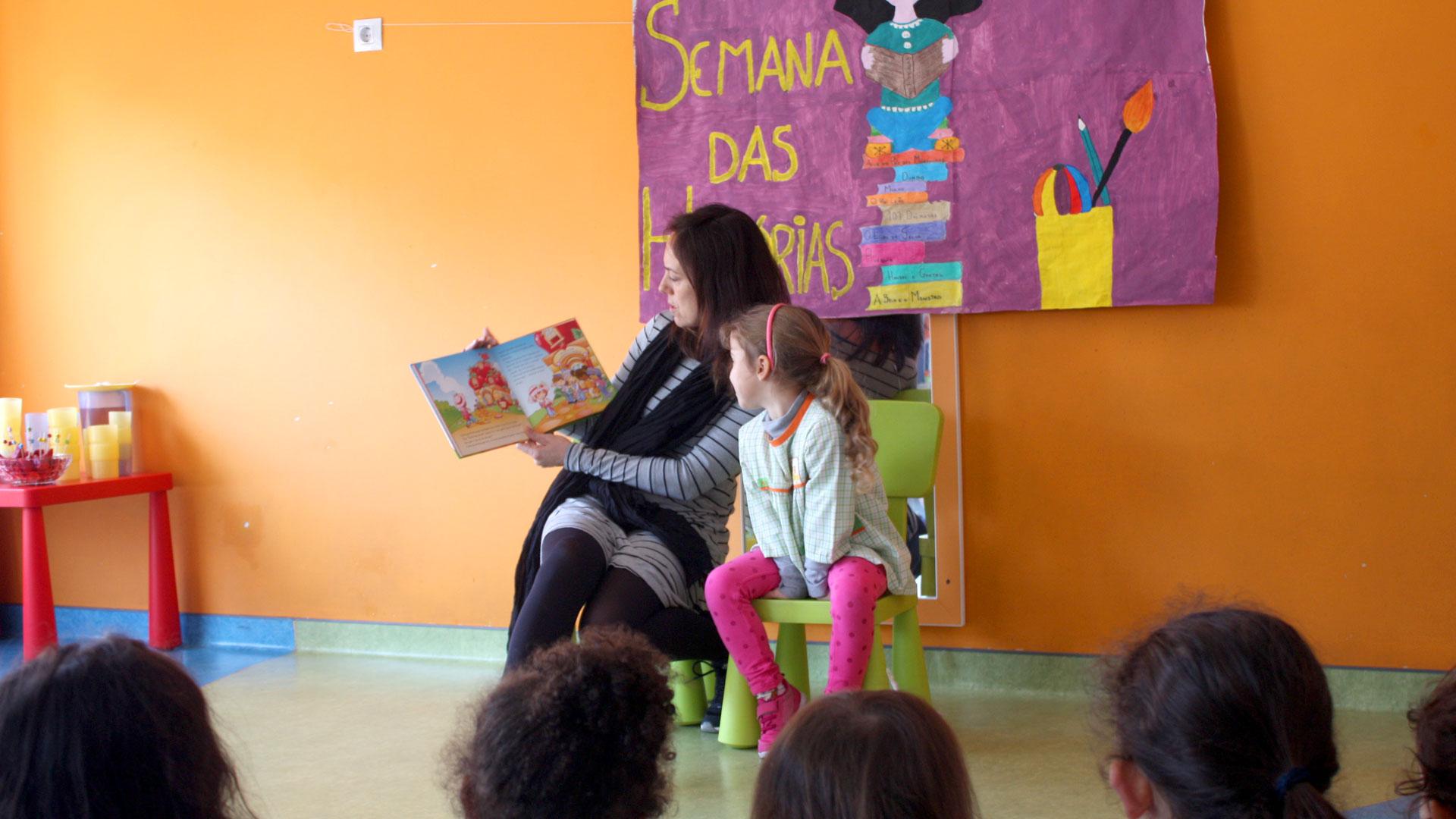 Semana das Histórias: Livros e Famílias