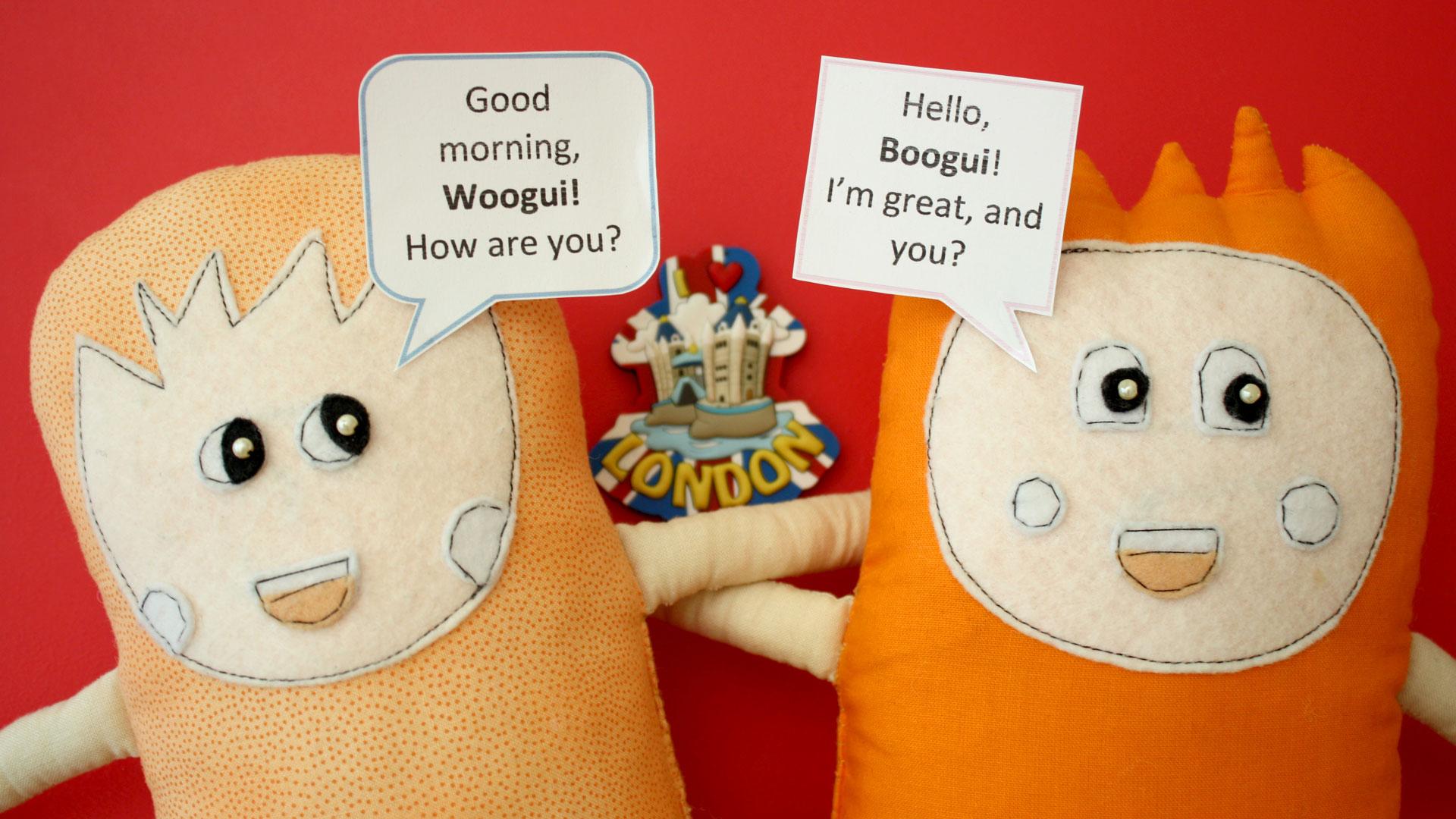 Inglês Woogui Boogui