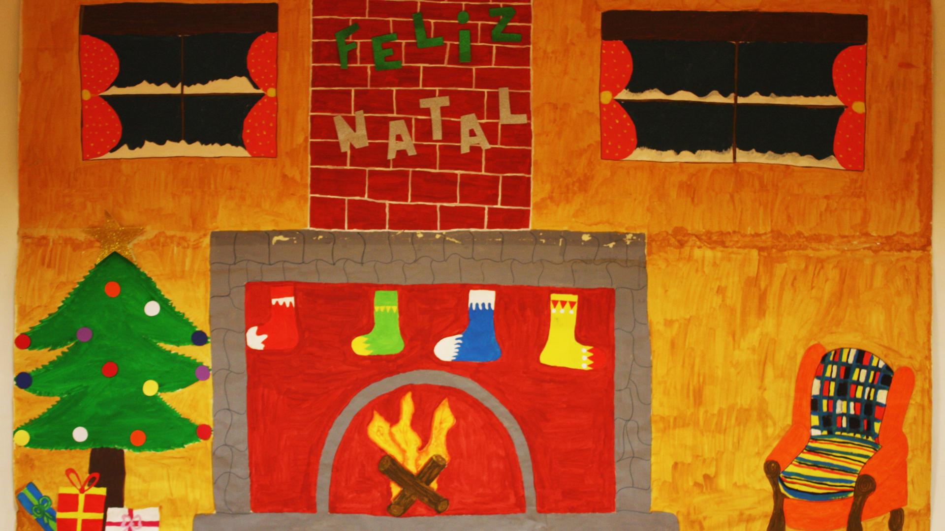 Festa de Natal Woogui Boogui