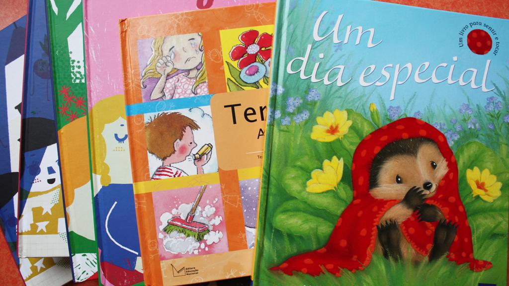 A importância dos Livros na Infância